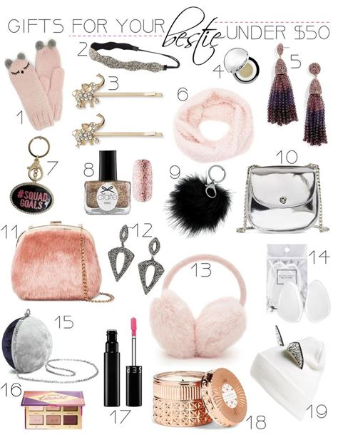 top 25 gifts xmas 8 girl gift ideas for your bestie and ideas gifts gifts