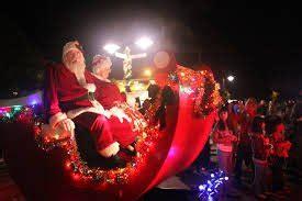 naples florida christmas parade