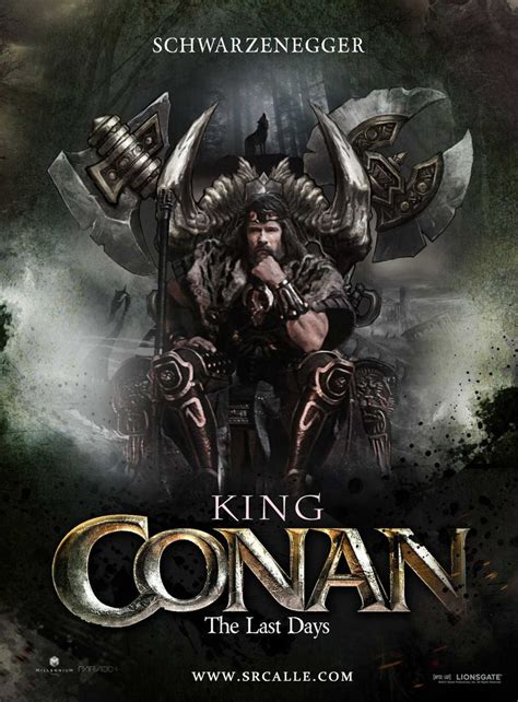 Poster Anime Poster The Legend Of Kin 1 king conan posters king