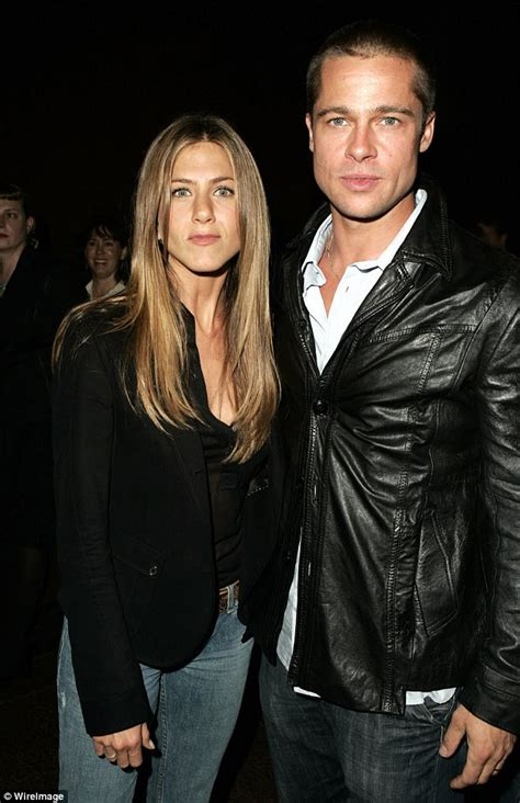 So What If Aniston Is Dating A Hunk by Aniston Hasn T Talked To Brad Pitt In Ages
