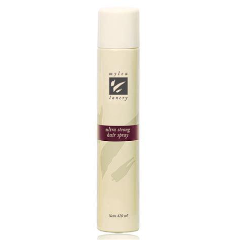 Mylea Ultra Strong Hair Spray by Mylea Lancry Ultra Strong Hair Spray Pro Care