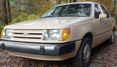 manual cars for sale 1991 mercury topaz regenerative braking ford tempo for sale used cars on buysellsearch