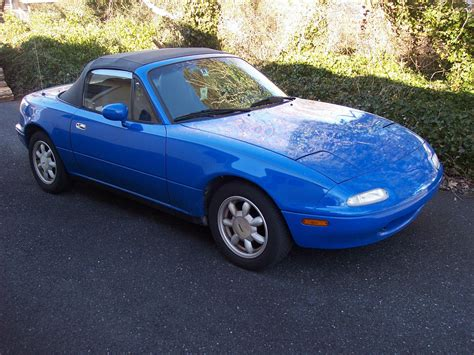 mazda convertible 1990 mazda miata base convertible 2 door 1 6l for sale in