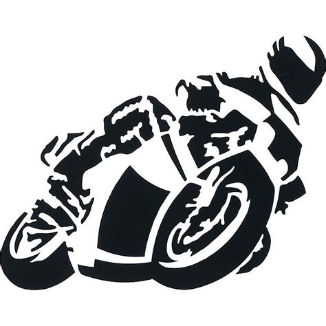 Witzige Motorrad Aufkleber by Stickers Moto Motobuykers Motorcycle Rider Sticker Big Black