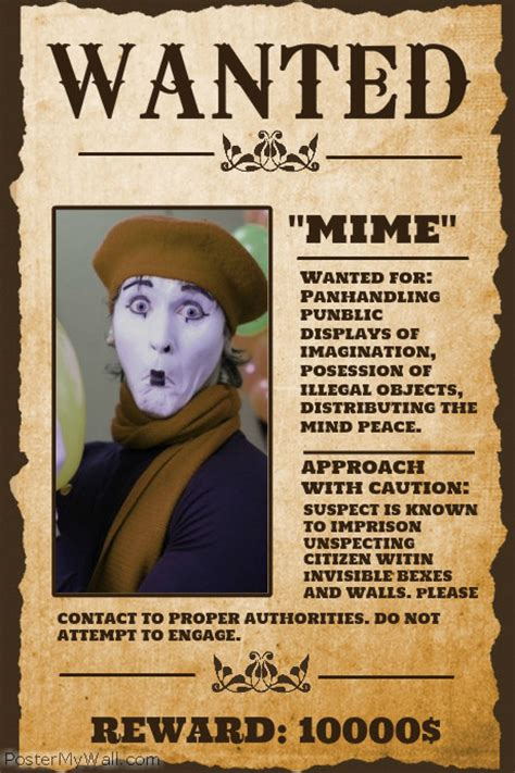 Wanted Poster Templates Postermywall Wanted Poster Template