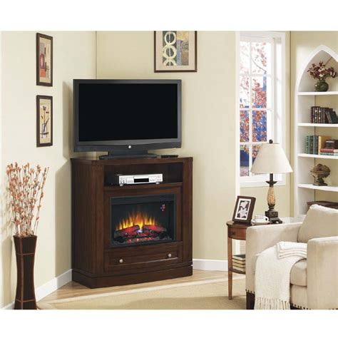 cream corner tv cabinet furniture curved and carved cherry wood fireplace tv