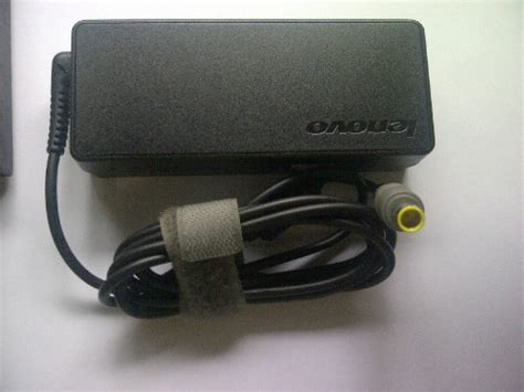 Adaptor Laptop Lenovo Original lenovo thinkpad edge e430 e435 e520 adaptor original charger laptop ku
