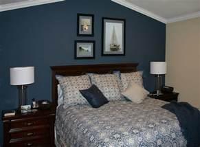 Accent Wall Ideas Bedroom 25 Best Blue Accent Walls Ideas On Pinterest Midnight