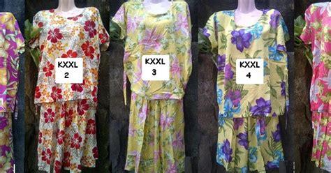 Baju Big Size Denpasar baju bali murah setelan kulot big size