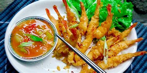Udang Asam Manis Dari Crab Story intip resep mudah udang goreng tepung asam manis co id