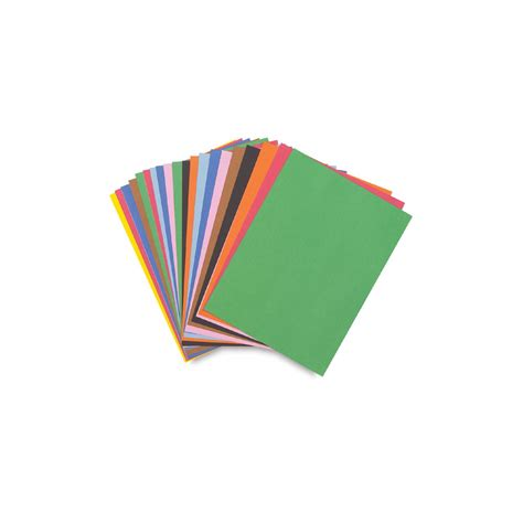 construction colors construction paper 12 inch x 18 inch assorted colors 50