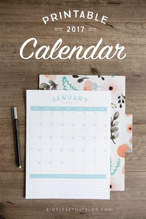 printable calendar blog free printable 2017 calendars free calendar 2017 calendar