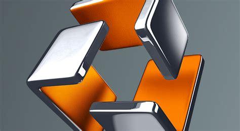 cool  cube logo concepts pixellogo