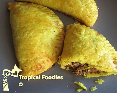 easy jamaican meat patties recipe dishmaps