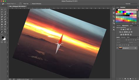 reset tool on photoshop photoshop tips and tricks rotate view tool skillforge