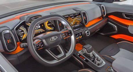 Lada Frontale A Led Lada 4x4 Vision Le Niva Du 21e Si 232 Cle Au Salon De Moscou