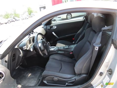 2004 350z Interior by Carbon Black Interior 2004 Nissan 350z Coupe Photo 67527950 Gtcarlot