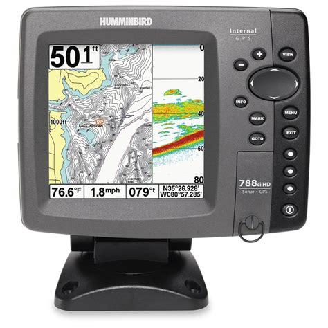 humminbird 174 788ci hd fishfinder no transducer 203067