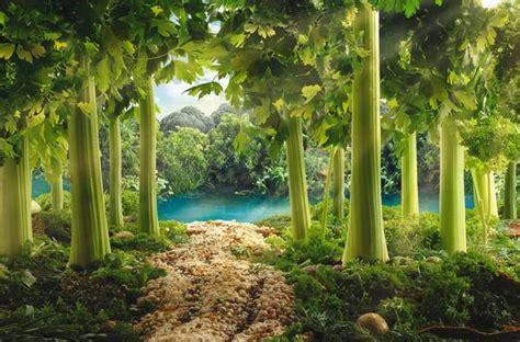Landscape Photos Made From Food Food Foodscape I Paesaggi Da Gustare Di Carl Warner