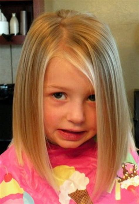 long bobs on kids medium haircuts for little girls