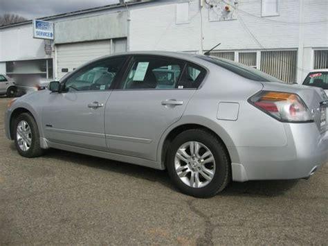 nissan hybrid sedan sell used 2011 nissan altima hybrid sedan 4 door 2 5l in