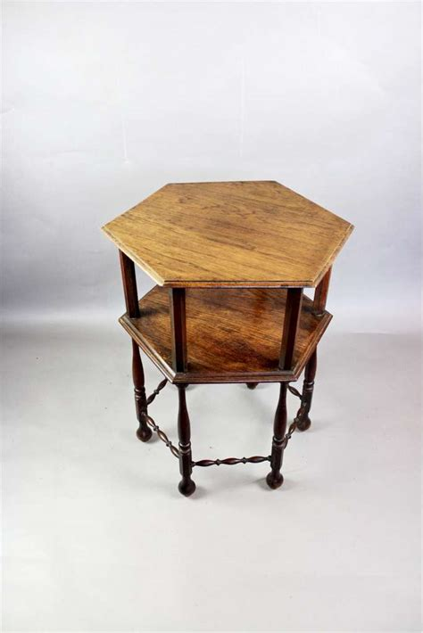 arts and crafts table ls arts and crafts occasional table in oak with charming