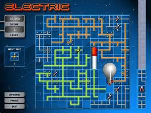 Electric Games Games