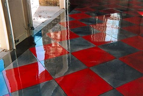 All About Concrete Staining: Acid Stains v. Acetone Stains