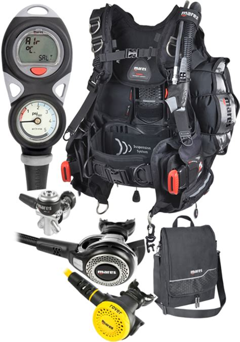 Bcd Mares Bolt mares bolt bcd abyss 22 mission puck 2 package