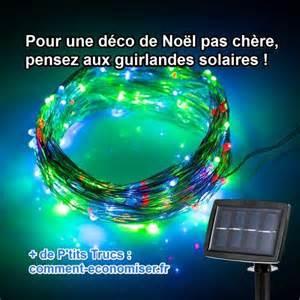 decoration de noel exterieur solaire