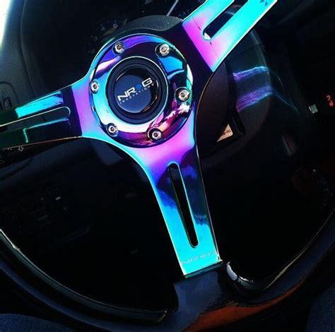 Neo chrome nrg steering wheel   Car girl   Pinterest