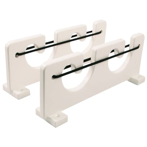 Boat Rod Racks by 2 Rod Load N Lock Gunwale Mount Rod Holder Boat Outfitters