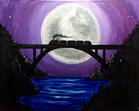 paint nite pittsburgh midnight at fox and hound paint paint