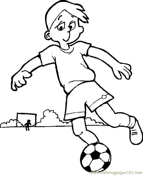 Free Coloring Pages Of Soccer Ball On Fire Soccer Coloring Pages Free
