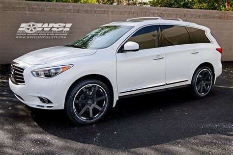 2014 Infiniti Qx60 With Giovanna Wheels Wheel