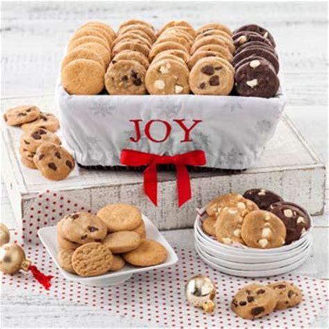 Mrs Fields Gift Card - christmas gift baskets mrs fields 174 christmas cookie gift basket