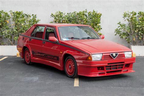 Alfa Romeo 75 by Want An Alfa Romeo 75 Turbo Evoluzione Homologation