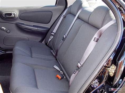 2001 dodge neon seat covers 2003 dodge neon 4 door sedan sxt rear seats