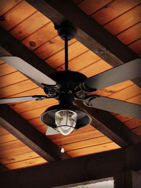 wood ceiling fan with light a rich and rustic ceiling fan light complements any