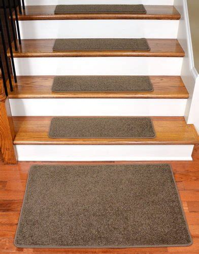 carpet stair treads ikea dean flooring company rich earth plush carpet stair tread