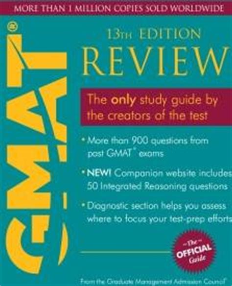 Best Mba Books Free by Best Gmat Books 2017 2018 Mba
