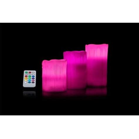 Led Colorful Mood Light With Remote Aa Rc01 remote colour changing led flameless mood wax candles with tim sa products