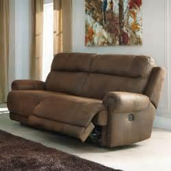 Reclining Sofas Reviews Signature Design By Austere 2 Seat Reclining Sofa Reviews Wayfair