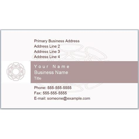 text business card templates business card text gallery business card template