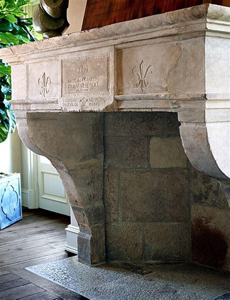 exquisite surfaces antique limestone fireplaces