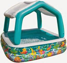Intex 57470ep sun shade pool kids swimming pools swimming pools