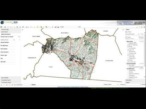 Rutherford County, NC GIS - Themes, Layers and Links - YouTube Rutherford Co