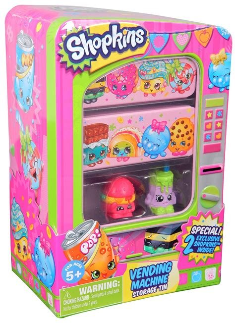 Shopkins Vending Machine 10 Best Price | shopkins vending machine just 10 norcal coupon gal