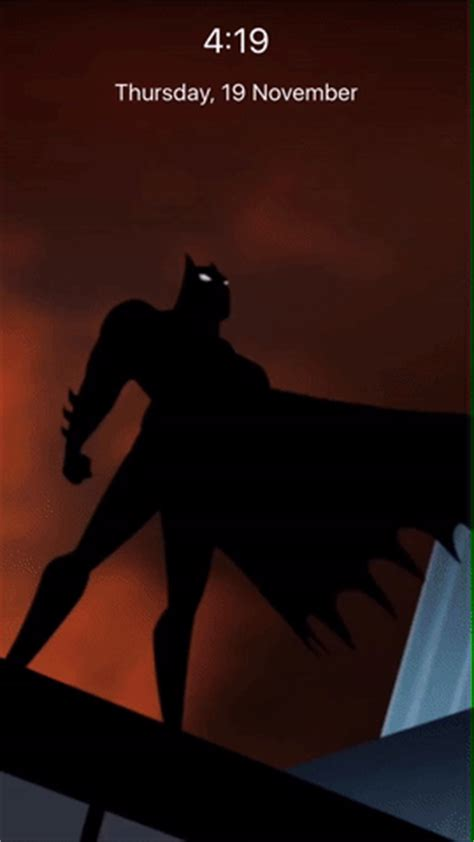 wallpaper in gif format batman iphone gif create discover and share on gfycat
