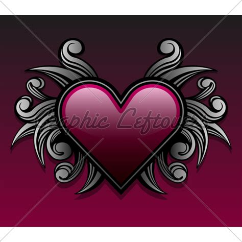gothic heart tattoo designs www pixshark com images gothic heart tattoo www imgkid com the image kid has it